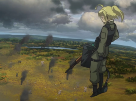 Crunchyroll   Watch Saga of Tanya the Evil Episode 5   My First Battalion.png